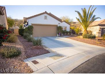 Photo one of 2135 Pepperell Ave Henderson NV 89044 | MLS 2257163