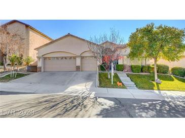 Photo one of 2513 Breezy Cove Ave Henderson NV 89052 | MLS 2257742