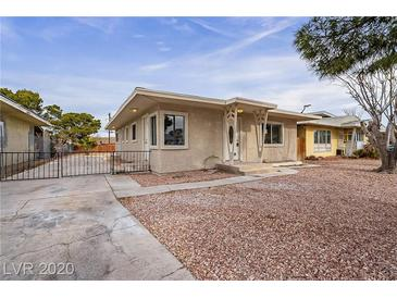 Photo one of 2311 Mesquite Ave Las Vegas NV 89101 | MLS 2257797