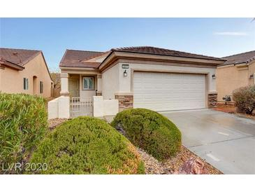 Photo one of 2377 Desert Sparrow Ave North Las Vegas NV 89084 | MLS 2257860