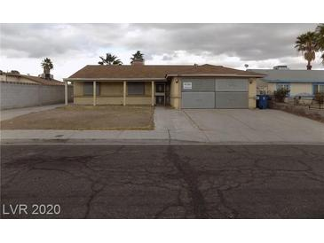 Photo one of 5304 Chattanooga Ave Las Vegas NV 89122 | MLS 2258254