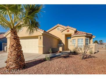Photo one of 3411 Chinacandle Ct North Las Vegas NV 89032 | MLS 2258423