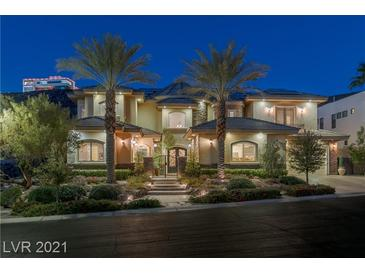 Photo one of 1768 Amarone Way Henderson NV 89012 | MLS 2258474