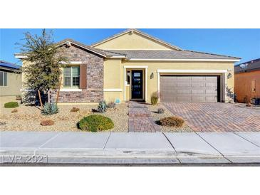 Photo one of 5530 Moore Cove Ave Las Vegas NV 89131 | MLS 2258673