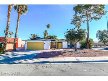 Photo one of 3688 Susana St Las Vegas NV 89121 | MLS 2258789
