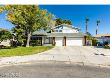 Photo one of 3954 Coolcrest Ct Las Vegas NV 89103 | MLS 2258888