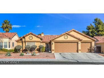 Photo one of 5524 Via Del Viento Ave Las Vegas NV 89130 | MLS 2258896