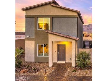 Photo one of 4337 Luster Ave # 0037 North Las Vegas NV 89084 | MLS 2258901