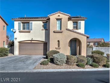 Photo one of 1320 Evans Canyon St North Las Vegas NV 89031 | MLS 2259085