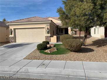 Photo one of 2704 Willow Wren Dr North Las Vegas NV 89084 | MLS 2259244