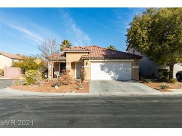 Photo one of 3720 Famiglia Dr Las Vegas NV 89141 | MLS 2259627