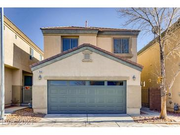 Photo one of 7682 Gentle Grazer St Las Vegas NV 89139 | MLS 2259792