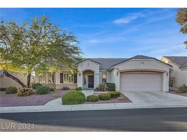 Photo one of 2125 Mountain City St Henderson NV 89052 | MLS 2259809