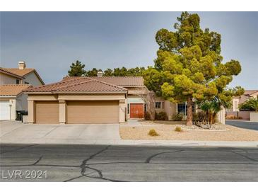 Photo one of 2530 Mesa Verde Te Henderson NV 89074 | MLS 2260252