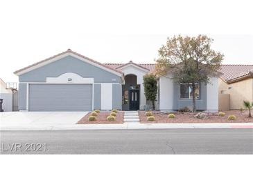 Photo one of 5605 Tropical Toucan Ave Las Vegas NV 89130 | MLS 2260323