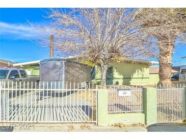 Photo one of 500 Recco Ave North Las Vegas NV 89030 | MLS 2260360