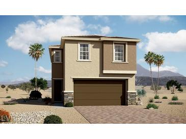 Photo one of 917 Ariel Heights Ave Las Vegas NV 89138 | MLS 2260492