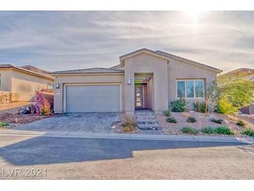 Photo one of 57 Strada Caruso Henderson NV 89011 | MLS 2260764