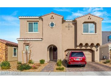 Photo one of 3070 Hushed Sonnet Ave Henderson NV 89044 | MLS 2260793