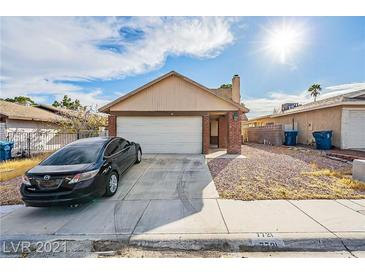 Photo one of 7721 Seagull Ave Las Vegas NV 89145 | MLS 2260962