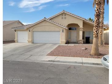 Photo one of 2503 Country Orchard St North Las Vegas NV 89030 | MLS 2260969