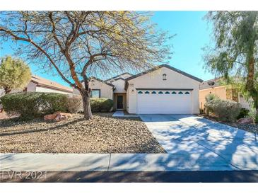 Photo one of 2463 Moonlight Valley Ave Henderson NV 89044   MLS 2262994