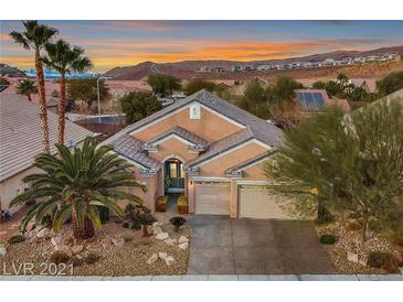 Photo one of 2178 Montana Pine Dr Henderson NV 89052 | MLS 2263994