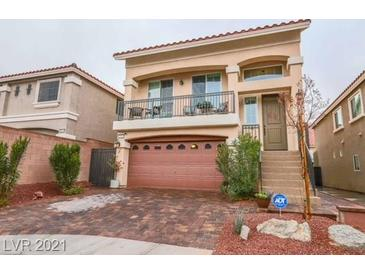 Photo one of 9816 Mercer Estates Ct Las Vegas NV 89141 | MLS 2264923