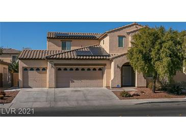 Photo one of 6241 Lawrence St North Las Vegas NV 89081 | MLS 2265117
