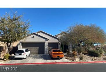 Photo one of 7204 Night Heron Way North Las Vegas NV 89084 | MLS 2266317