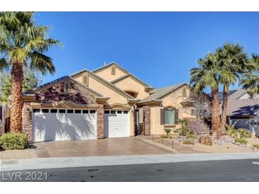 Photo one of 1115 Pinto Horse Ave Henderson NV 89052 | MLS 2266364