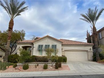 Photo one of 2826 Bellini Dr Henderson NV 89052 | MLS 2266622
