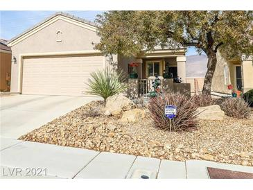Photo one of 3604 Herring Gull Ln North Las Vegas NV 89084 | MLS 2268653