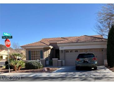 Photo one of 1801 Eagle Mesa Ave Henderson NV 89012 | MLS 2268681