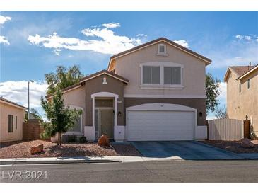 Photo one of 4213 Catalan Sails Ave North Las Vegas NV 89031 | MLS 2268991