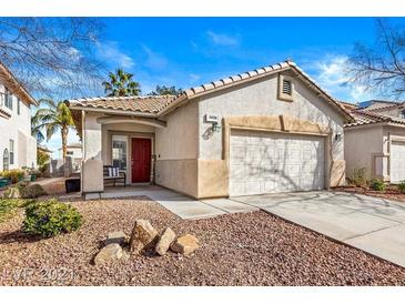 Photo one of 3828 Country Lights St Las Vegas NV 89129 | MLS 2269187