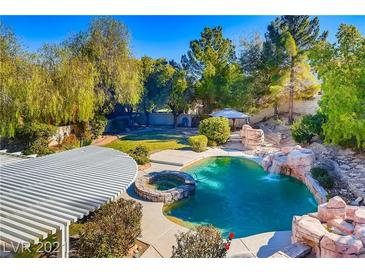 Photo one of 3032 Scenic Valley Way Henderson NV 89052 | MLS 2269225