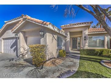 Photo one of 8960 Echo Ridge Dr Las Vegas NV 89117 | MLS 2269284
