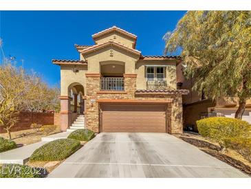 Photo one of 7058 Painted Butte Ave Las Vegas NV 89178 | MLS 2269290
