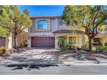 Photo one of 10996 Calcedonian St Las Vegas NV 89141 | MLS 2269324