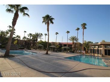 Photo one of 4936 River Glen Dr # 181 Las Vegas NV 89103 | MLS 2269812