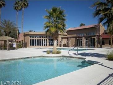 Photo one of 5493 Indian River Dr # 378 Las Vegas NV 89103 | MLS 2269828