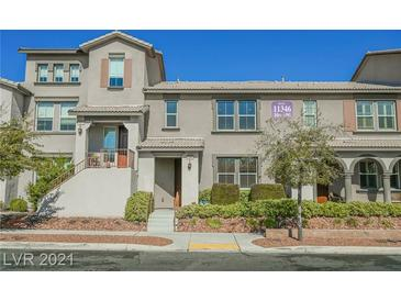 Photo one of 11346 Bedford Commons Dr # 104 Las Vegas NV 89135 | MLS 2269885
