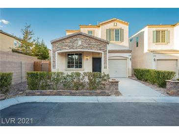 Photo one of 7748 Trails Village Pl Las Vegas NV 89113 | MLS 2269970