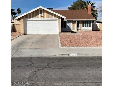 Photo one of 3134 Blossom Glen Dr Henderson NV 89014 | MLS 2270158