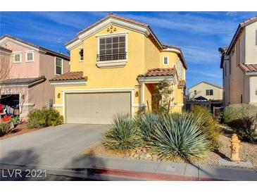 Photo one of 1112 Cactus Rock St Henderson NV 89011 | MLS 2270231