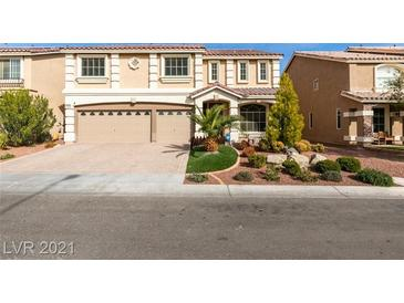 Photo one of 5800 Collier Falls Ave Las Vegas NV 89139 | MLS 2270232