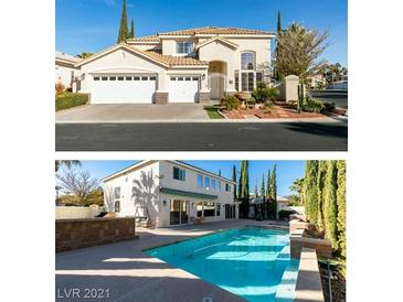 Photo one of 7920 Castellon Ct Las Vegas NV 89128 | MLS 2270254