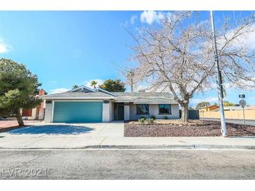 Photo one of 3711 Torrey Pines Dr Las Vegas NV 89103 | MLS 2270349