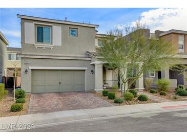 Photo one of 3041 Scenic Rhyme Ave Henderson NV 89044 | MLS 2270406